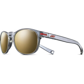 Julbo Valparaiso Polarized 3 Gafas de sol Hombre, shiny black/multilayer gold